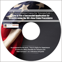 Approved 3 Hour Veterans Law CLE Courses to Renew Accreditation with