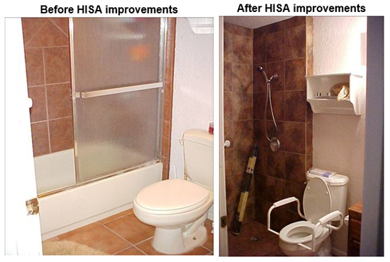 Before and After HISA Improvements