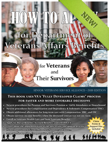 Book: How to Apply for Department of Veterans Affairs Benefits